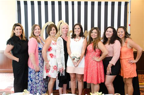 What Do I Wear To A Bridal Shower by How To Throw The Bridal Shower Inside Weddings