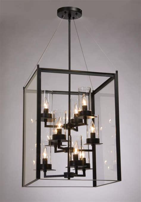 Foyer Lighting Fixtures Black  Home Lighting Design Ideas