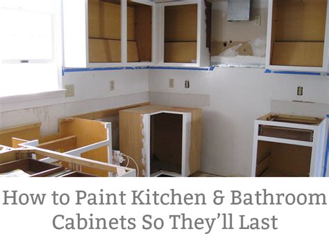 how do kitchen cabinets last how to paint kitchen cabinets so they last this method 8452