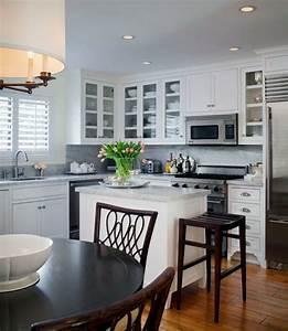 Funktionelle und praktische kuchenlosungen fur kleine kuchen for Kleinm bel küche