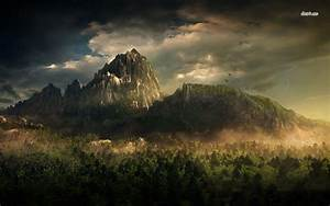 Mountain, Backgrounds, Image