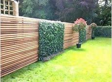 Landscaping Around Fence Line Landscaping Fence Ideas Full
