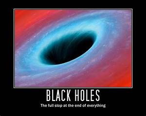 BLACK HOLE QUOTES image quotes at relatably com