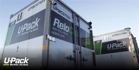 Door-to-door Moving Containers