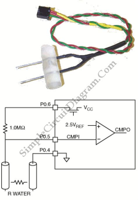 Water Level Sensor Alarm System For Maxq Controller