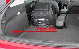 Fuse Box Diagram Chevrolet Volt  2011