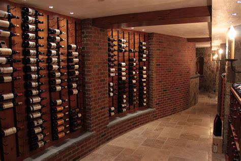 wine cellar photo gallery  signature custom wine cellars