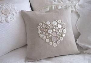 Tante idee per realizzare meravigliosi e romantici cuscini in stile Shabby chic