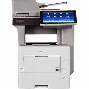 Ricoh MP 601SPF All-in-One Monochrome Laser Printer 407812 B&H