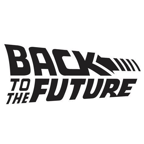 back to the future clipart back to the future decal vinyl sticker 80 s sticker New