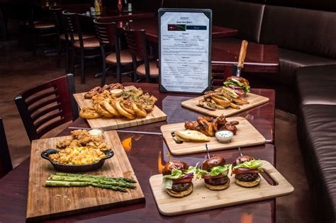 bar snack cuisine soul bistro puts a motown twist on bar food food