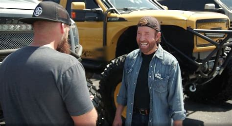 Chuck Norris Truck by How To Win The Truck Norris Chuck Norris Truck On Diesel