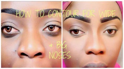 Как уменьшить нос с помощью макияжа контурирование визуальное уменьшение