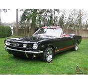 Ford  Mustang K Code GT Convertible