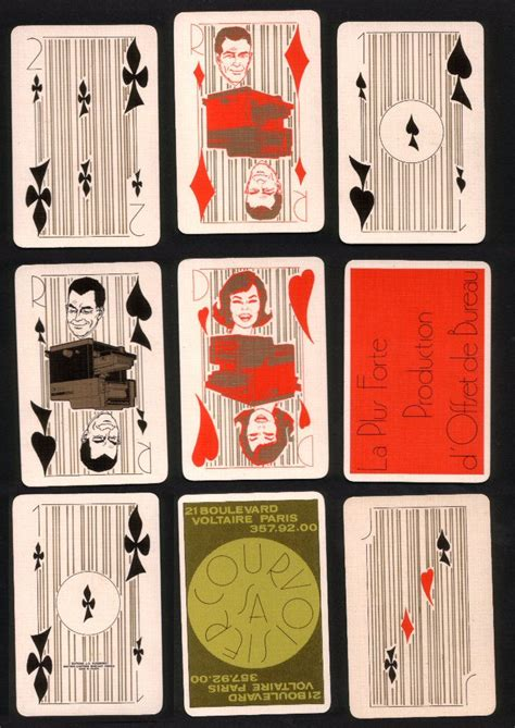 hg images playing cards france