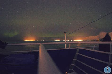 Northern Lights By Boat by Seeing The Northern Lights By Boat In Iceland The