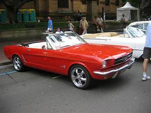 Ford Mustang Facts   Generation One  1964 To 1974