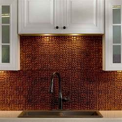 copper tiles for kitchen backsplash kitchen dining metal frenzy in kitchen copper backsplash ideas stylishoms com kitchen