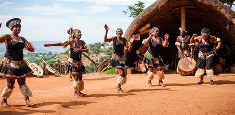 Zulu Traditions Are Alive And Well In Kwa-zulu Natal