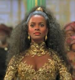 Coming to America Gold Dress