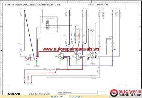 volvo b7 b9 b12 wiring diagram auto repair manual forum heavy equipment forums