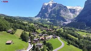 Grindelwald, Switzerland - Eiger, Mönch, Jungfrau - Swiss ...