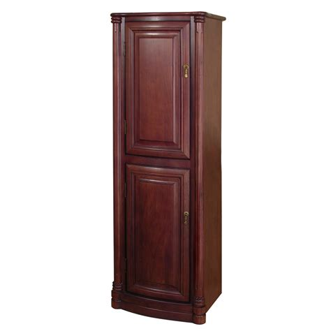 shop foremost wingate linen cabinet common 17 5 in