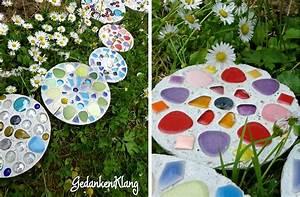 Mosaik Basteln Mit Kindern : beton mosaik 08 kinder basteln pinterest mosaik ~ Lizthompson.info Haus und Dekorationen