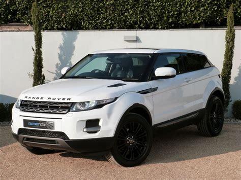 Used Fuji White Land Rover Range Rover Evoque For Sale