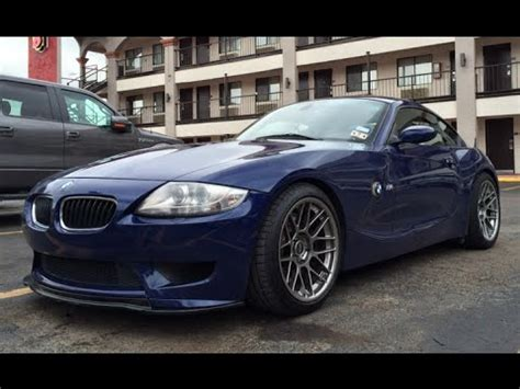 bmw zm coupe   youtube