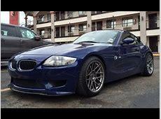 BMW Z4M Coupe One Take YouTube