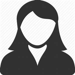 Female, girl, profile, user, wife, woman icon   Icon ...