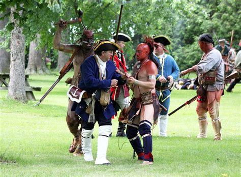 Living History  French Indian War Comes Alive At Fort Niagara Militaryhistorynowcom