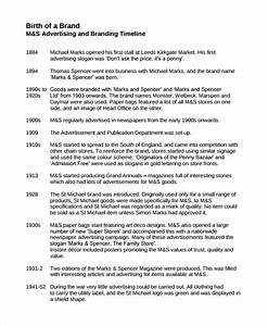 Grant Timeline Example 7 Sample Advertising Timelines Sample Templates