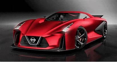 Vision Gran Turismo Nissan Debuts Nose Wheels