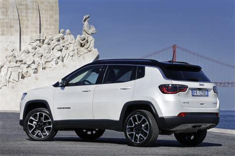 jeep compass 2017 prix prix jeep compass 2017 les tarifs du nouveau compass d 233 voil 233 s photo 5 l argus