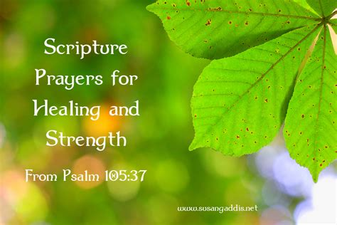 It's filled with passages to increase our faith and encourage us to pray when we or someone we know is ill. BIBLE QUOTES FOR STRENGTH AND HEALING image quotes at ...