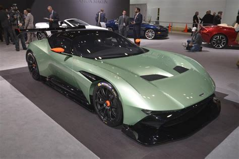 Fastest Cars At The 2015 New York Auto Show