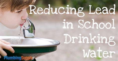 Reducing Lead in School Drinking Water