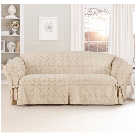 sure fit furniture covers sure fit middleton sofa slipcover 581237 furniture