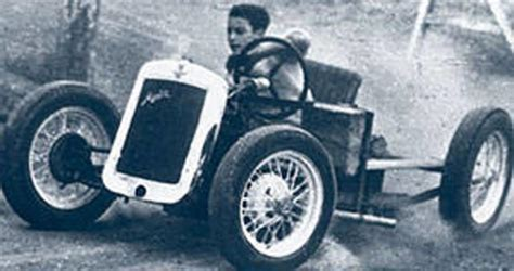 peter brocks austin  boy racer   factory car
