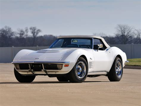 1970 chevrolet corvette zr 1 convertible da3 muscle