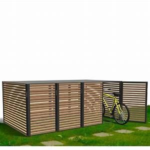 Fahrradgarage 4 Fahrräder : fahrradgarage fahrradbox fg01 abex stahlbau rohrbiegen berlin ~ Buech-reservation.com Haus und Dekorationen