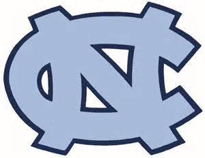 College Football Letter Logo