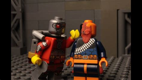 Lego Suicide Squad-deadshot