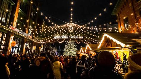christmas market coming  mississauga   expense