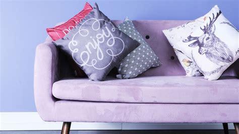 canapé mauve canapé violet offres exclusives sur westwing