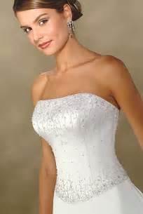 beaded bridesmaid dresses wedding dresses strapless beaded wedding dress