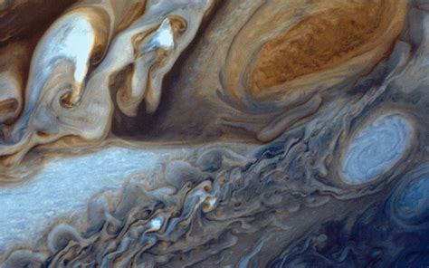 jupiters great red spot space wallpaper space