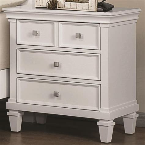 white wood nightstand steal  sofa furniture outlet los